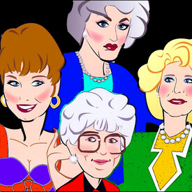 "The Golden Girls Live on Stage"": The ""Lost"" Halloween Episode"