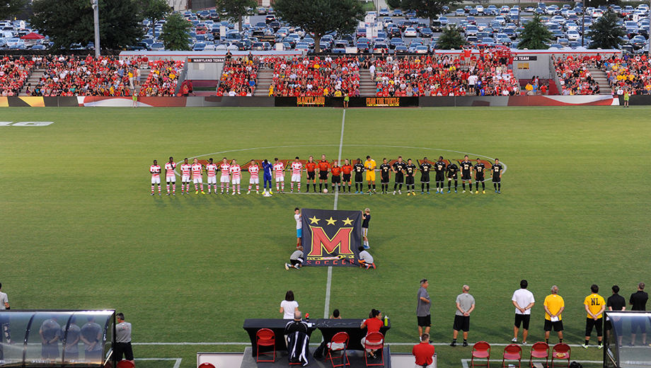 University of Maryland Men's Soccer: Get Your Kicks With the Terps COMP - $5.00 ($10 value)