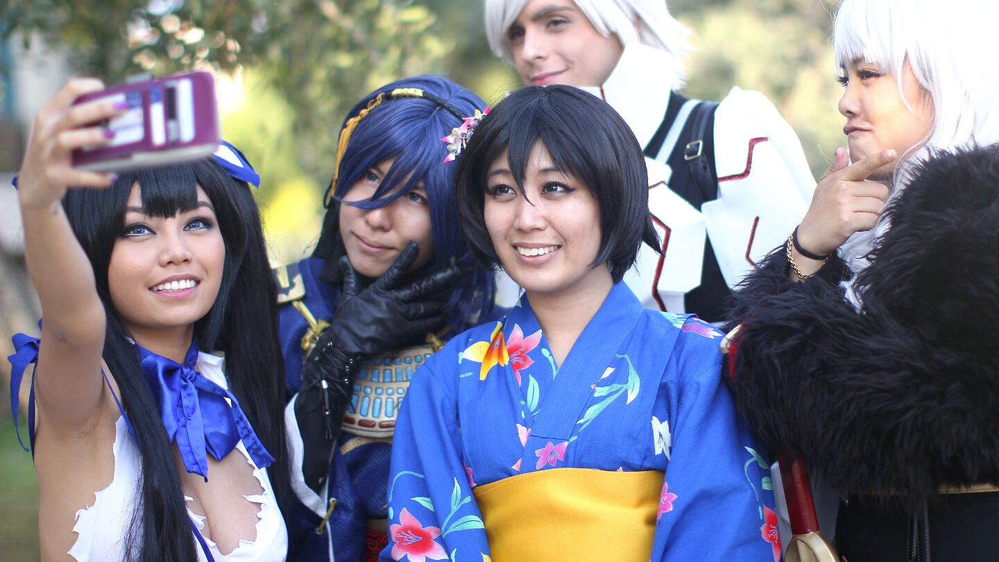 Cosplay Contests, Anime Stars & More Pacific Media Expo $15.00 - $32.50 ($30 value)