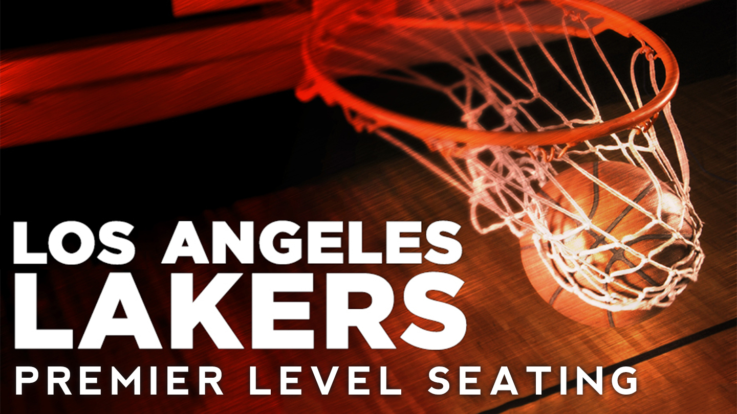 Los Angeles Lakers Premier Seating: Experience the Lap of Luxury $60.00 - $147.00 ($108.45 value)
