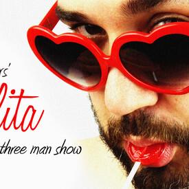 Four Humors' Lolita: A Three Man Show