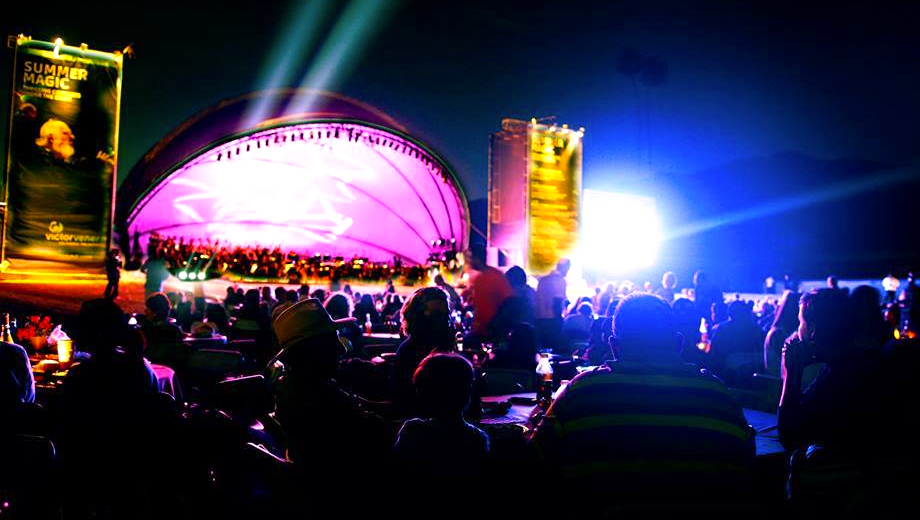 Cal Phil Summer Concerts at Santa Anita Race Track $12.00 ($20 value)
