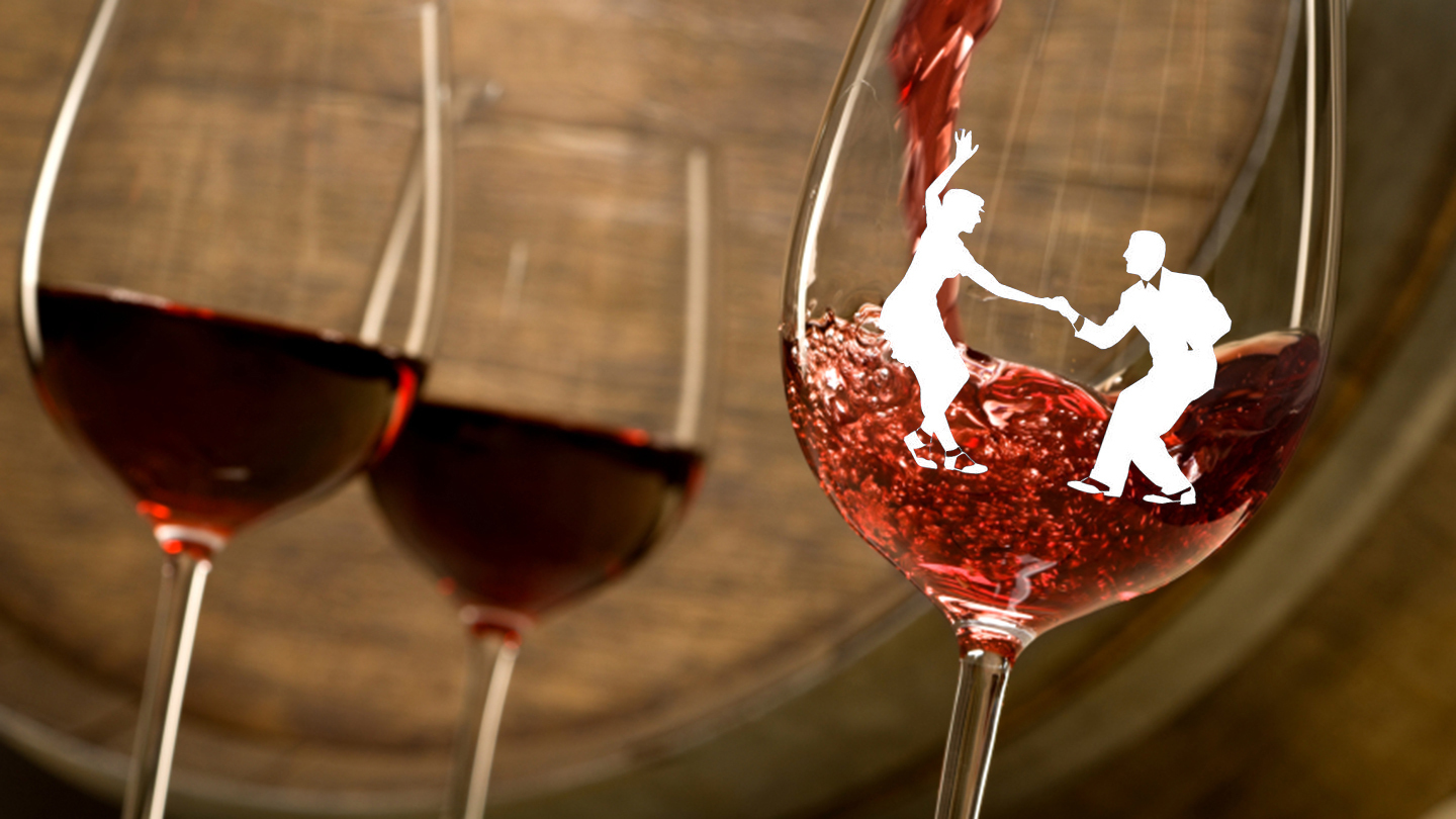 Wine Tasting Social and Swing Dance Class: Sip and Swing With Zack $25.00 - $45.00 ($50 value)