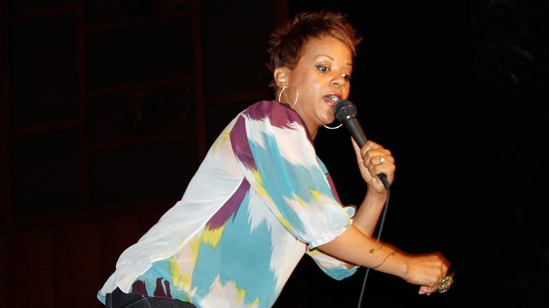 Comedian B-Phlat (