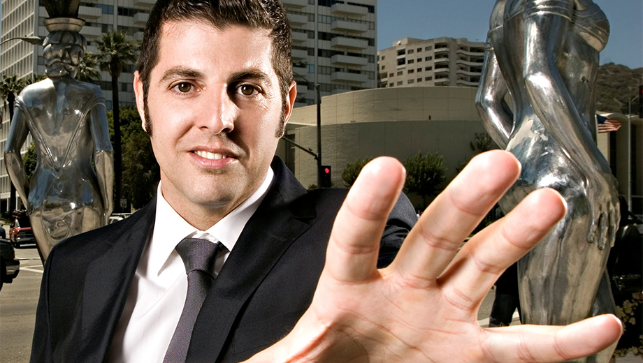 Comedian Sam Tripoli (