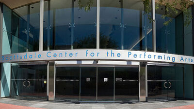 Scottsdale Center for the Performing Arts Tickets
