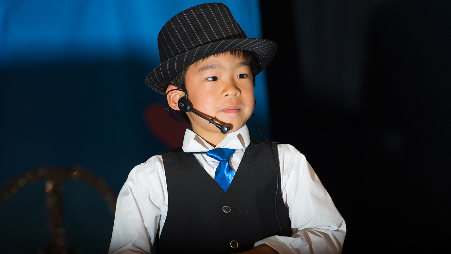 Magic & Dinner Show With Dan Chan, Plus Tableside Pre-Show $15.00 - $60.00 ($30 value)