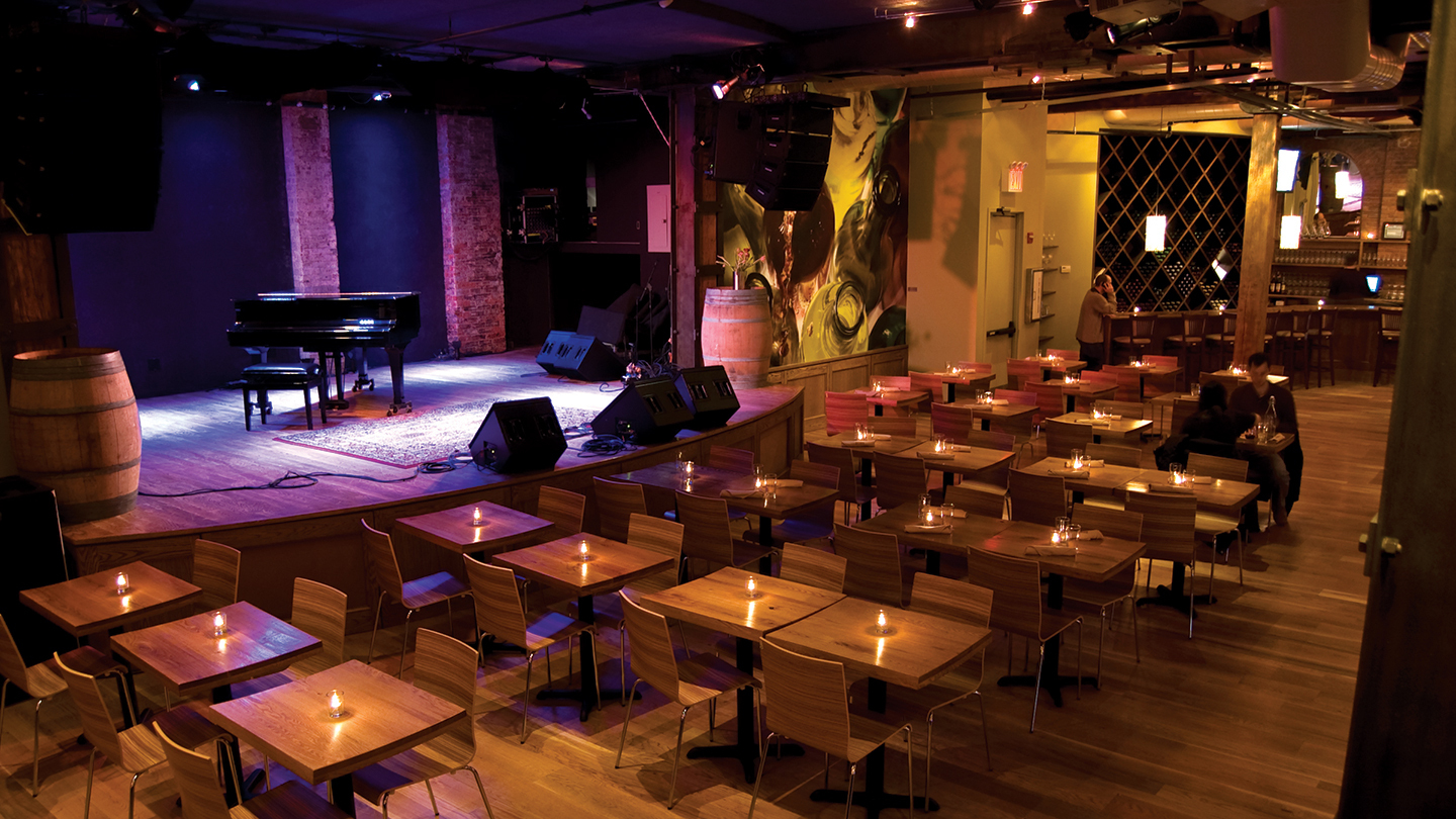 Great Intimate Concerts at City Winery NY