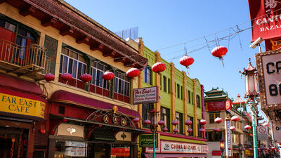 Chinatown Food Tour at East West Bank Tickets