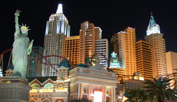 New York - New York Hotel & Casino Tickets