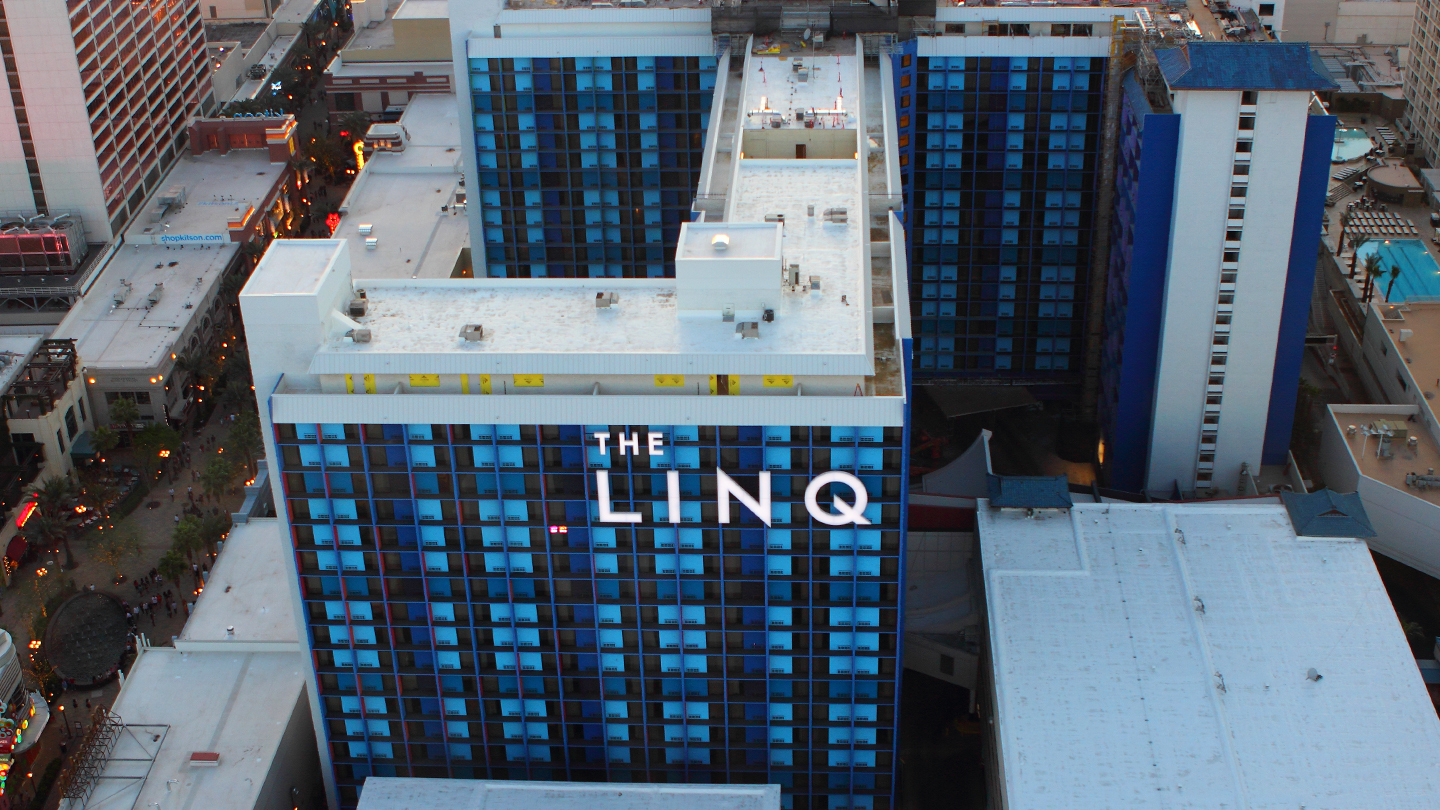 The Mat Franco Theater At Linq Hotel And Tickets