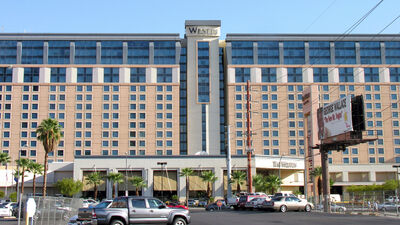 The Westin Las Vegas Hotel, Casino & Spa Tickets