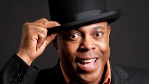 Comedian Michael Winslow