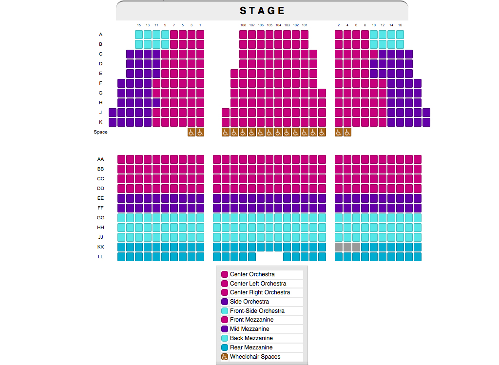 Wheelock Family Theatre, Boston: Tickets, Schedule, Seating Charts ...