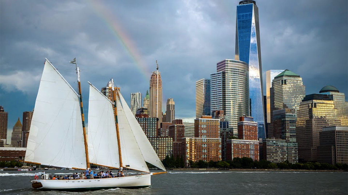 Sailboat Tour of New York on Schooner Adirondack $31.20 - $36 ($52 value)