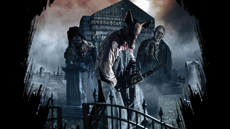 Pureterror Screampark: 11 Haunted Houses $29.50 - $51.75 ($45 value)