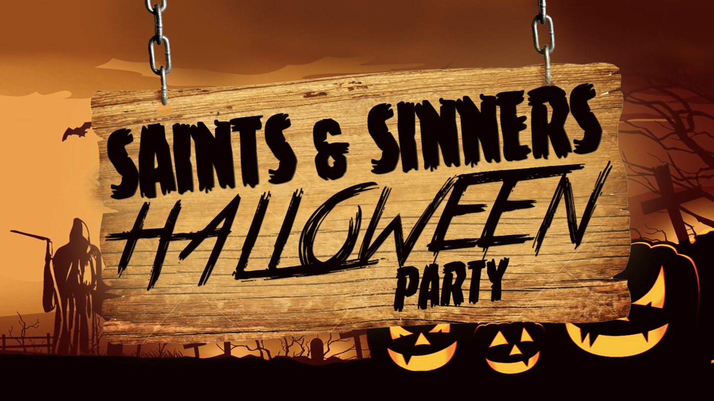 Saints & Sinners Halloween Party Chicago Tickets - n/a at Lucky ...