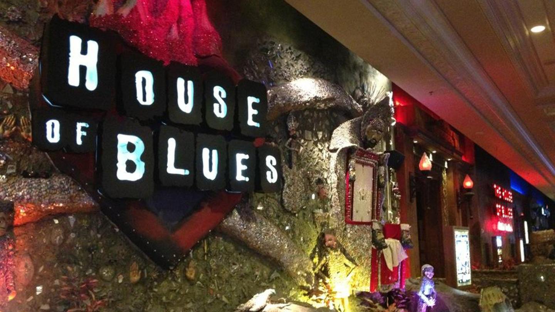 House of Blues Las Vegas Las Vegas Tickets Schedule Seating