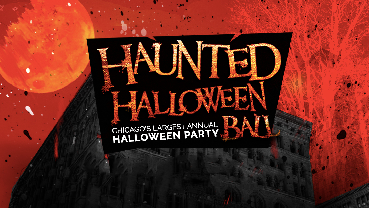 Haunted Halloween Ball Chicago Tickets - n/a at Congress Plaza ...