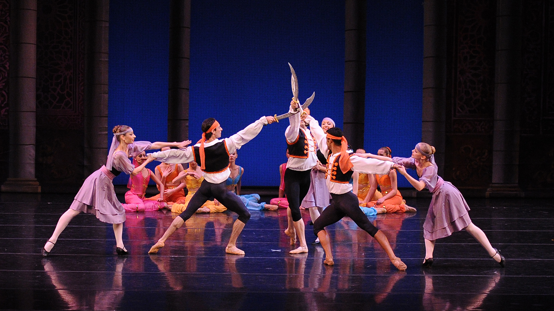Festival Ballet Theatre's