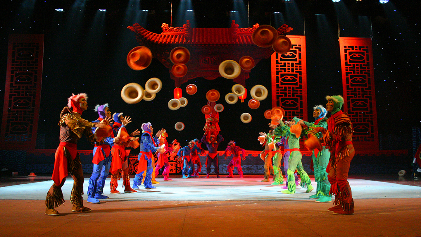 National Acrobats of China: High-Flying Feats, Mime, Music, Dance & More COMP - $17.00 ($36 value)