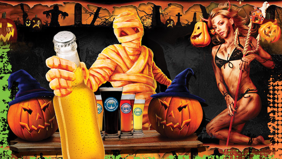 Halloween Weekend 3-Day Pub Crawl With Hoboken's Best Bars COMP - $5.00 ($25 value)