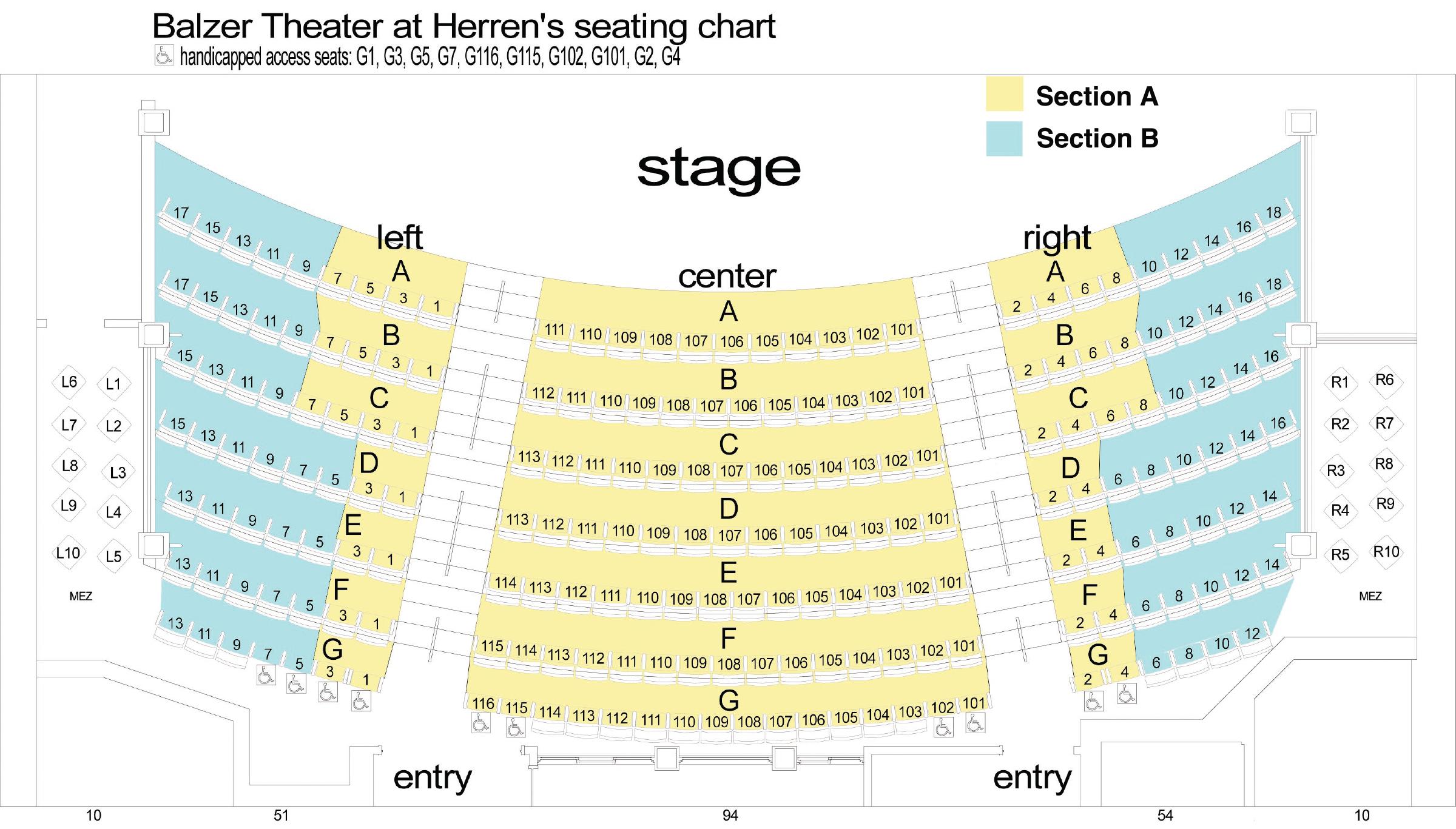 Balzer Theater at Herren s