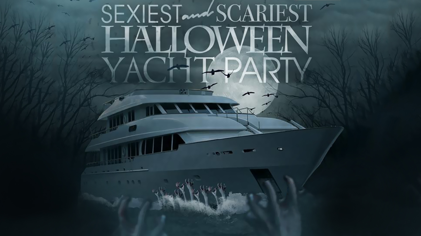 Halloween Yacht Party on Anita Dee II Chicago Tickets - n/a at ...