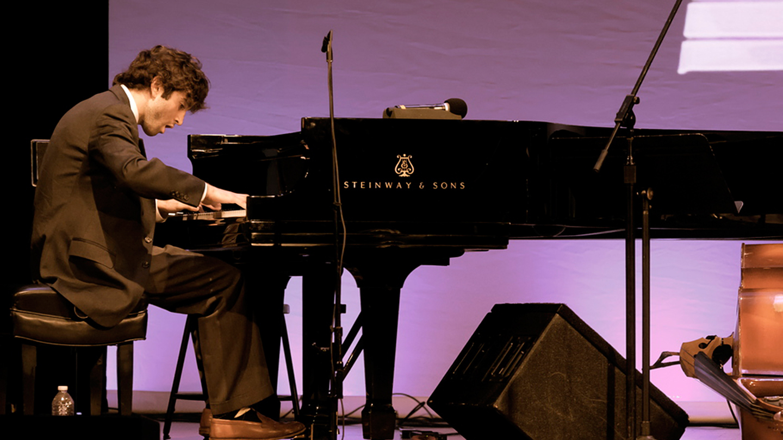 Hot Young Pianist Joe Alterman Returns to