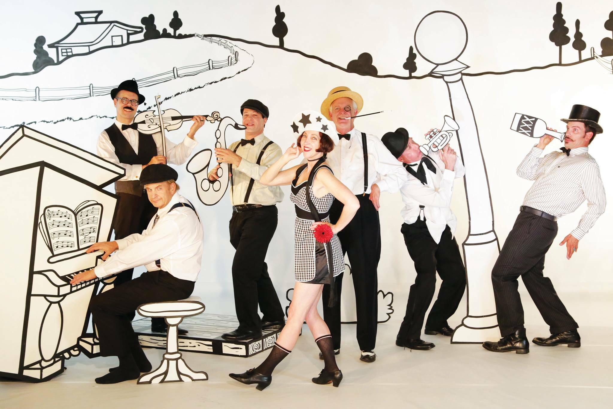 Janet Klein and Her Parlor Boys Play '20s and '30s Jazz $12.00 ($32 value)