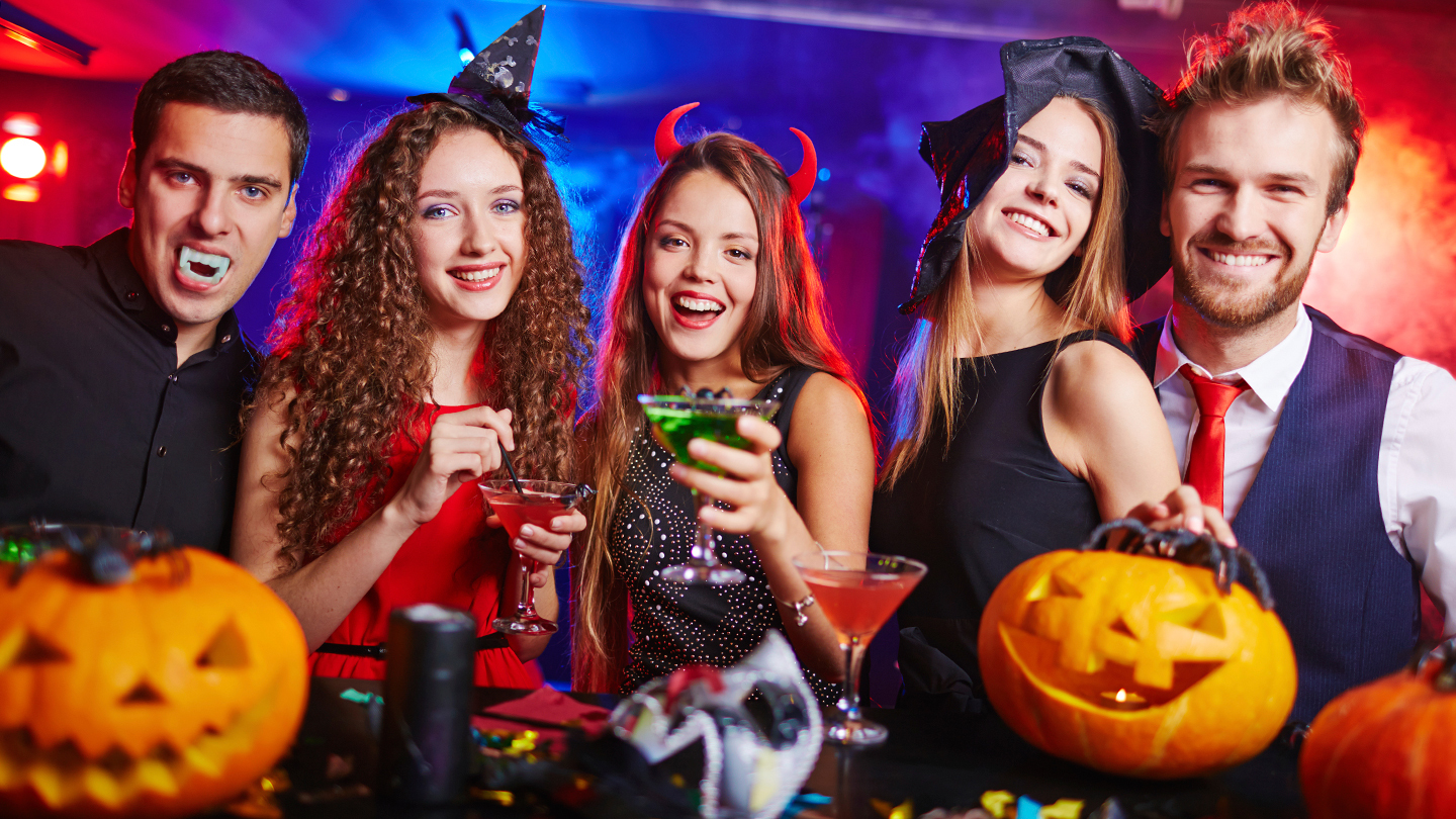 Singles Halloween Eve Costume Party & Dance San Jose Tickets - n/a at  Doubletree - SFO. 2015-10-30