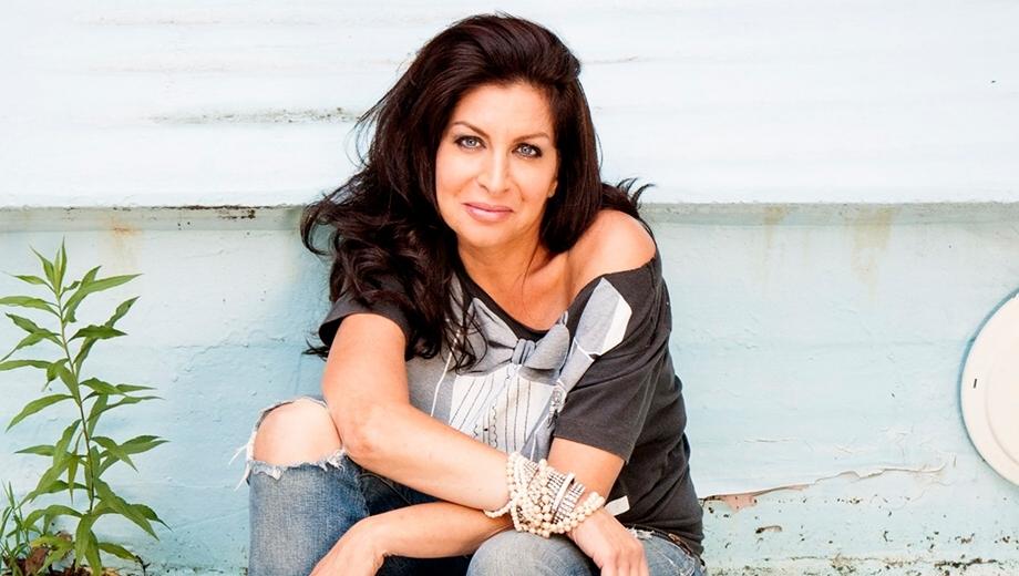 Comedian Tammy Pescatelli (