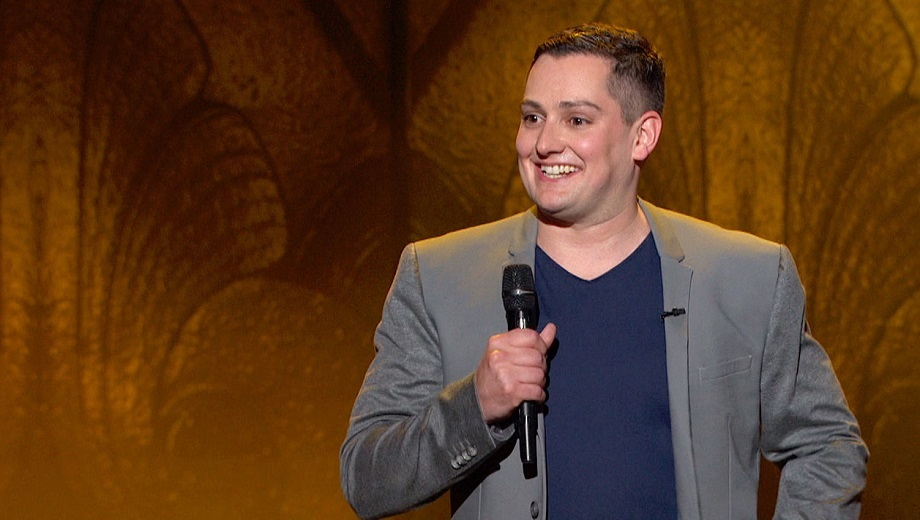 Comedian Joe Machi (2014