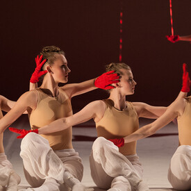 "Patricia Barker and Grand Rapids Ballet presents: ""MOVEMEDIA"