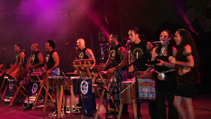 Polynesian Fusion Band Te Vaka