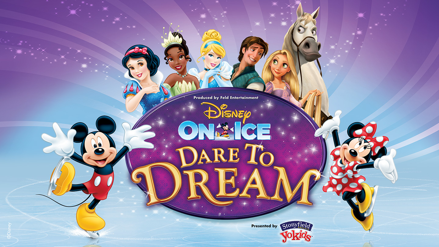 Disney on ice presents dare to dream presented by stonyfield yokids disney on ice presents dare to dream presented by stonyfield yokids organic yogurt fresno tickets na at selland arena at fresno convention m4hsunfo