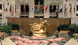 Rockefeller Center Plaza Tickets