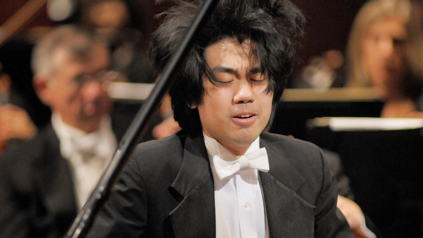 Pasadena Symphony & Pianist Sean Chen Perform Beethoven's