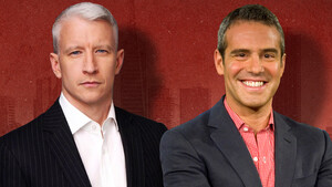 An Intimate Evening With Anderson Cooper & Andy Cohen: Deep Talk and Shallow Tales