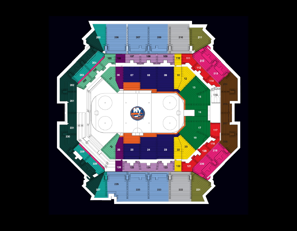 Barclays center new york tickets schedule seating charts