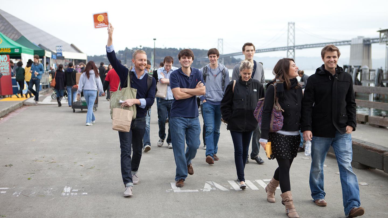 Ferry Building Food Tour & Alcatraz Excursion @ Ferry Building | San Francisco | CA | United States