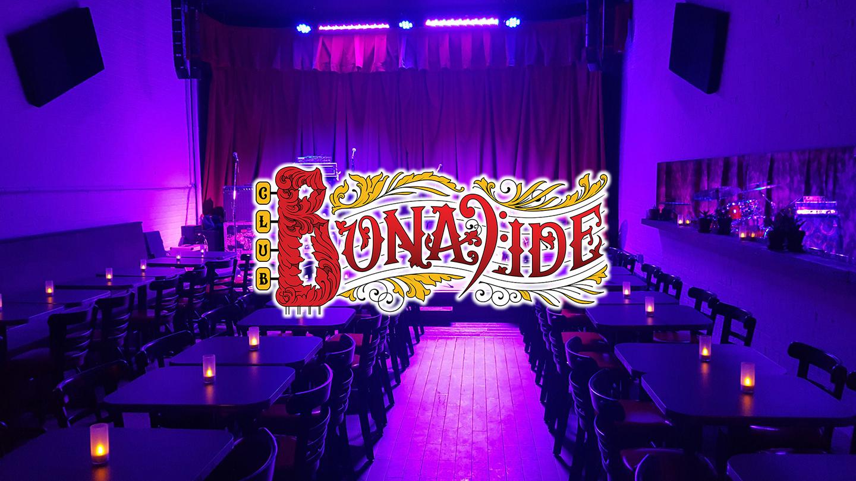 Club Bonafide: Live Jazz, Blues, Funk & Soul in the Heart of NYC