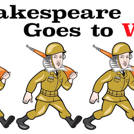Shakespeare Goes to War