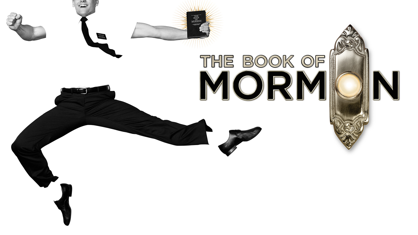 The Book of Mormon at the Prince of Wales Theatre, London