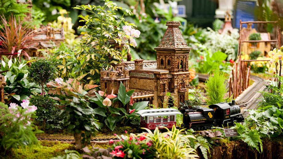 1445976129 new york botanical gardens holiday train show tickets - Bronx Botanical Garden Train Show
