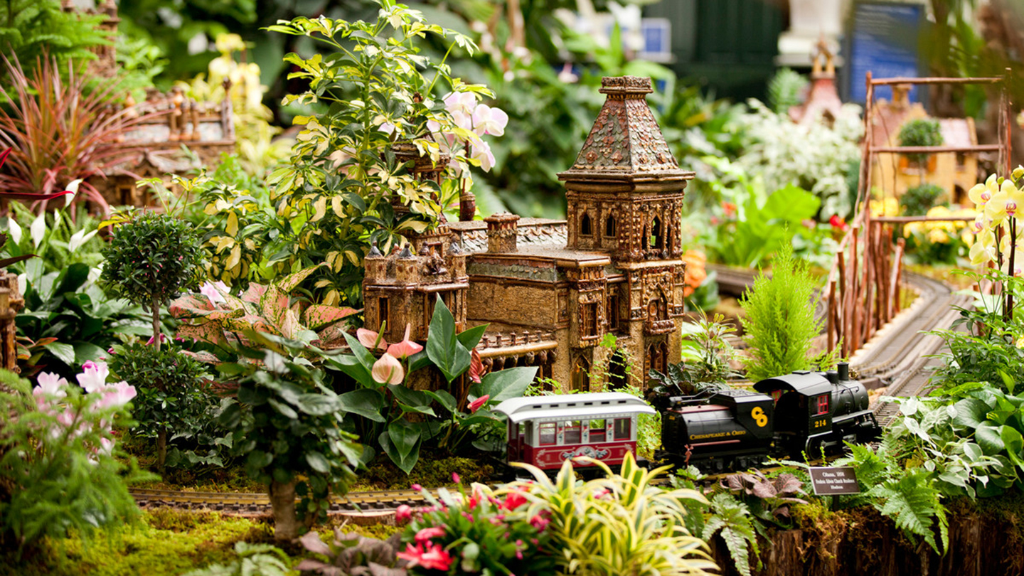 Superbe New York Botanical Gardenu0027s Holiday Train Show New York Tickets   N/a At New  York Botanical Garden. 2018 01 15
