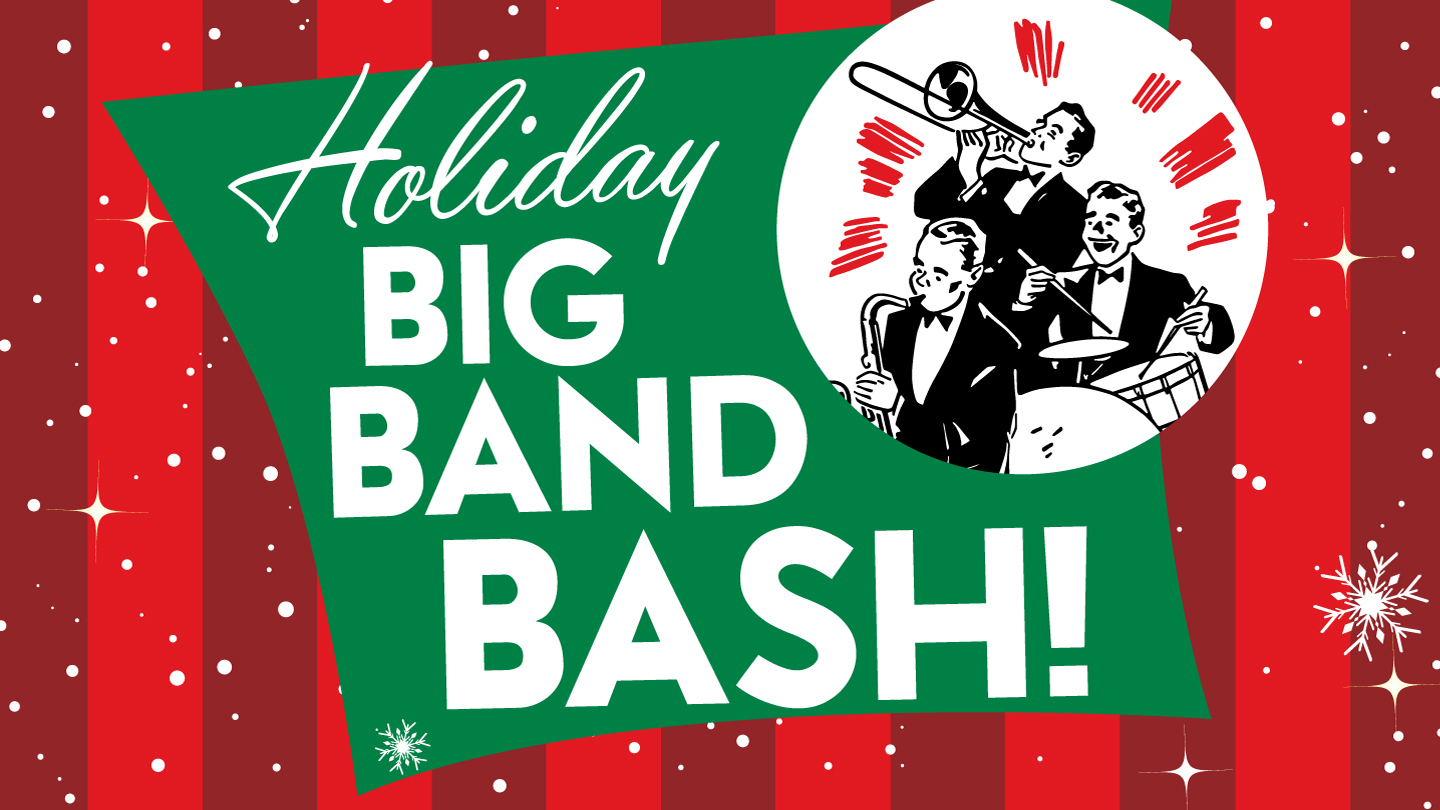 holiday big band bash oakland east bay tickets na at scottish rite center 2015 12 06 - Big Band Christmas