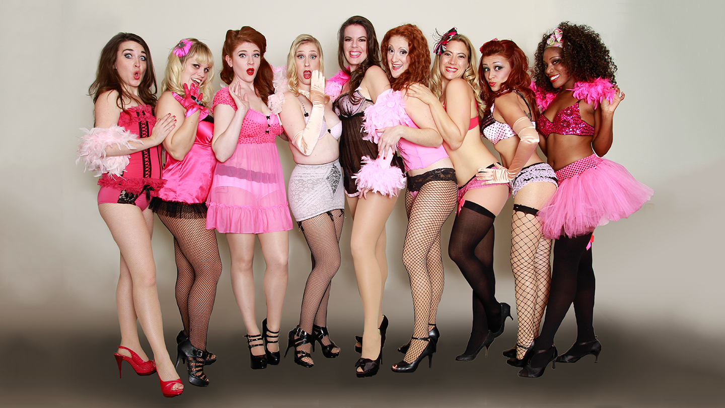 The Dollface Dames Burlesque Show at Magicopolis COMP - $15.00 ($20 value)
