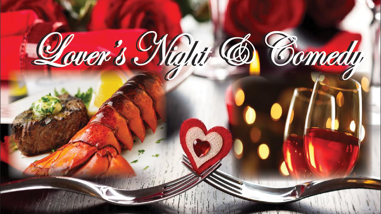 Valentineu0027s Day Dinner Show