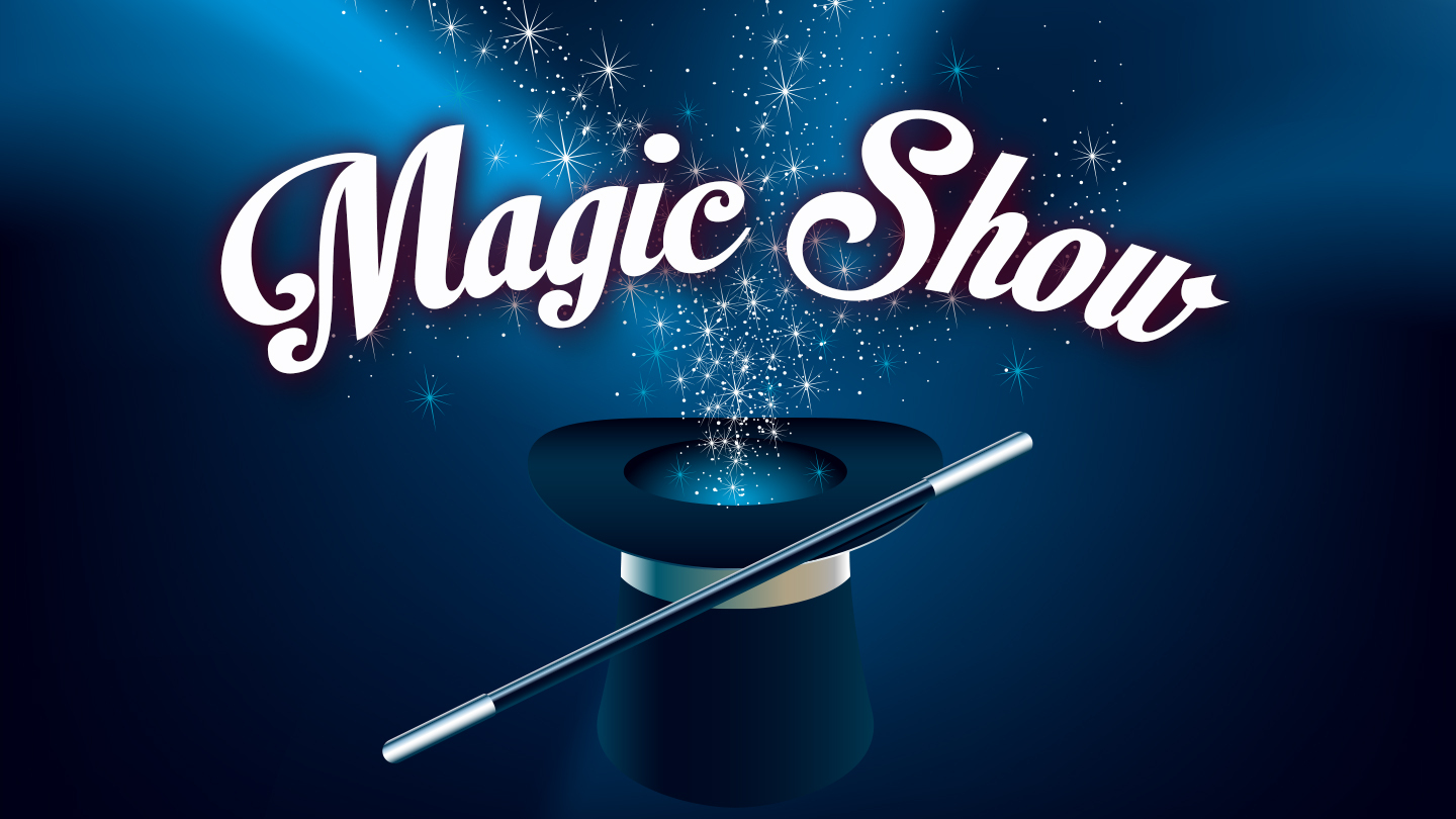 How to Design a Magic Show and Become a Successful Kids Magician